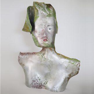 Aluguss-Skulptur, Petra Wenski-Hänisch