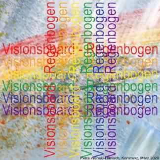 Logo für Visions-Board Coaching von Petra Wenski-Hänisch